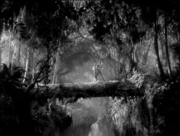 Screenshot from 1932 film adaptation.