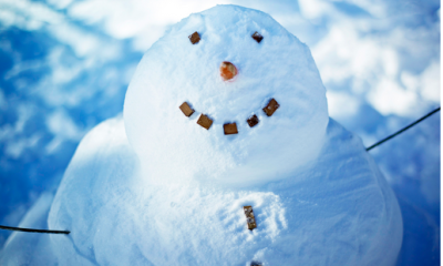 gift snowman