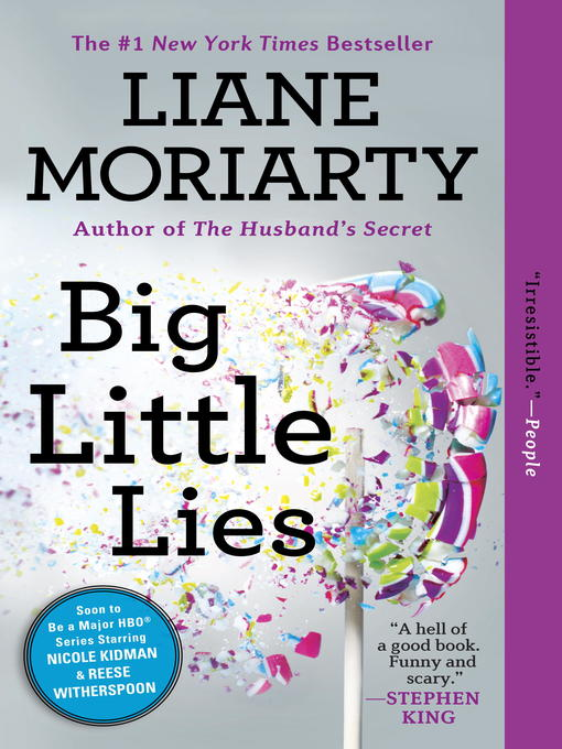 Big Little Lies by Liane Moriarty | Acid Free Pulp